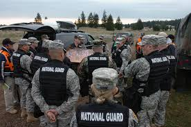 national guard and reservists