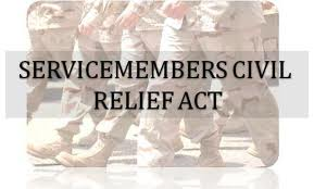 history of the servicemembers civil relief act