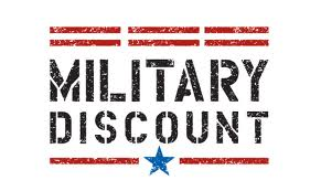 military verification for retail discounts