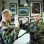 re-enlistment