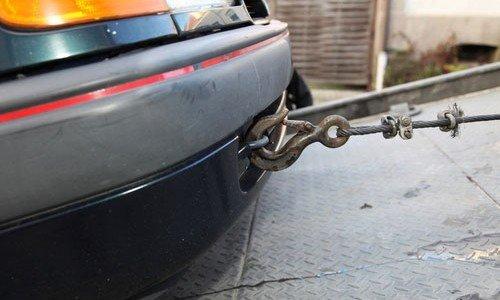 Car Towing Service Faces Potential Penalties for SCRA Violation