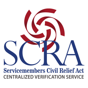 Servicemembers Civil Relief Act Centralized Verification Service (SCRACVS)
