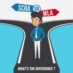 differences between the SCRA and the MLA