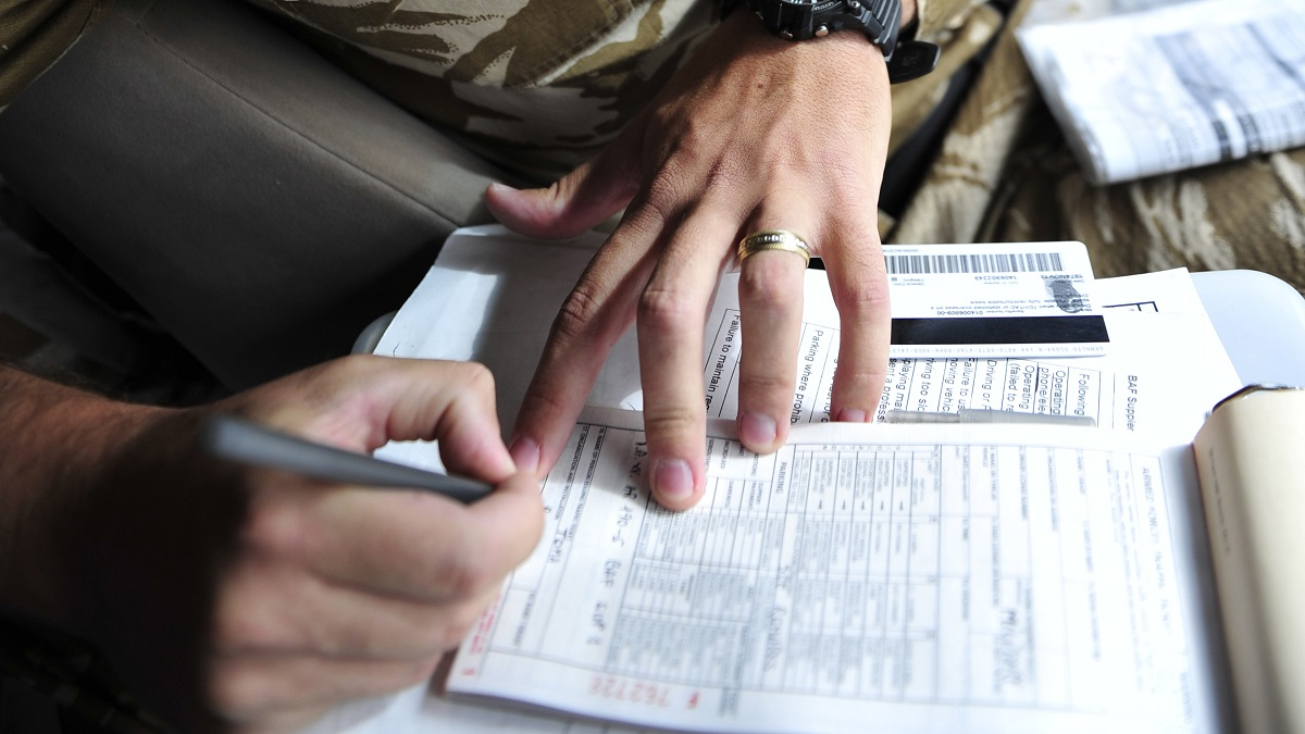 How to verify military service of an inactive member