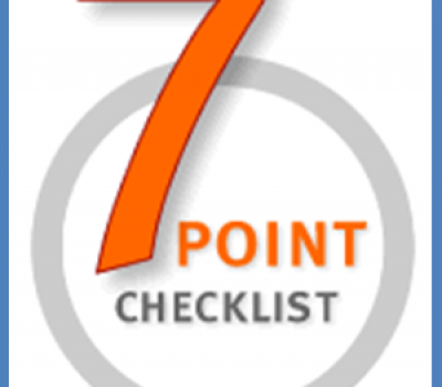 7 Point SCRA Checklist for Lenders