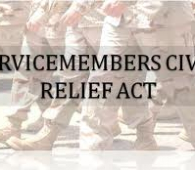 What is the History of the Servicemembers Civil Relief Act?